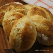 See this recipe for Portuguese Bread Rolls